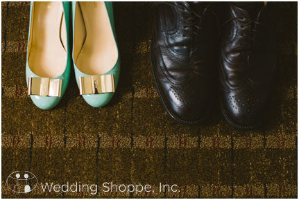 Have you considered dyable wedding shoes