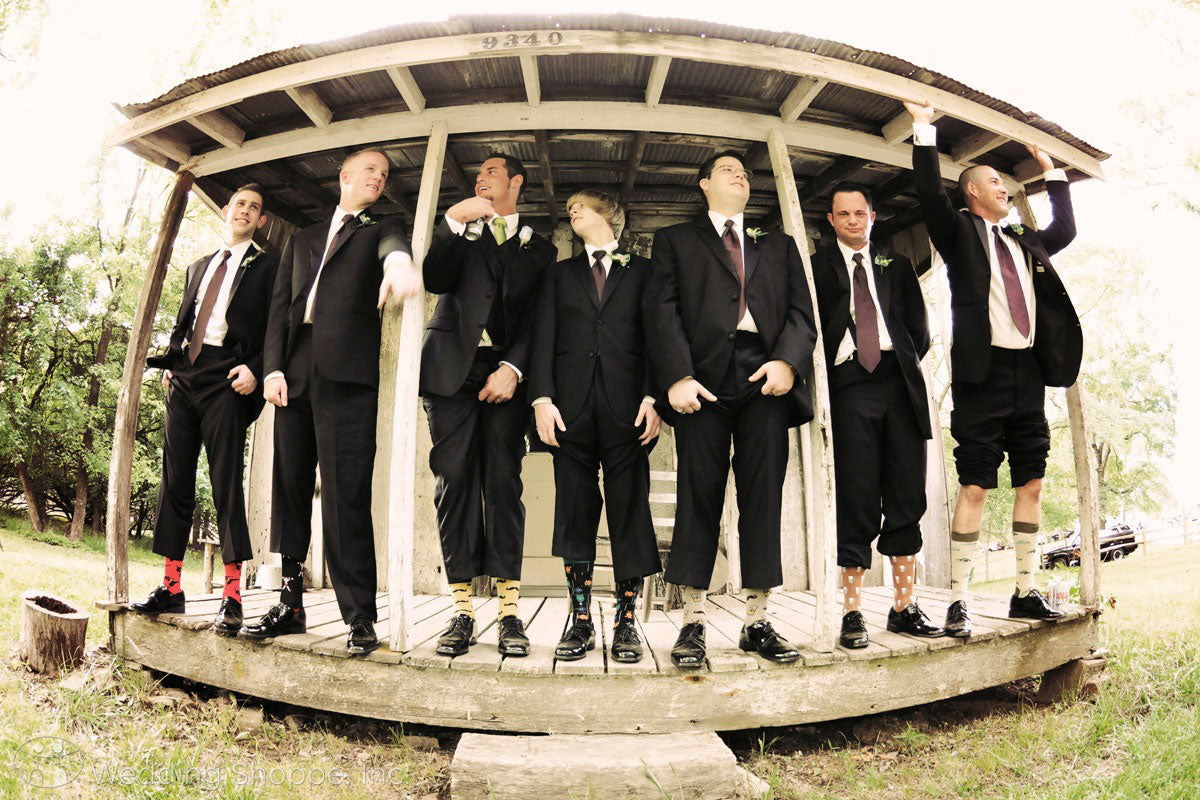 wedding party attire for groomsmen