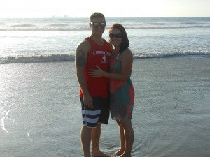 Kelsi and her fiance