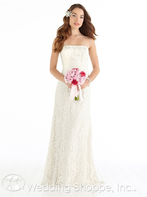 affordable lace wedding dresses