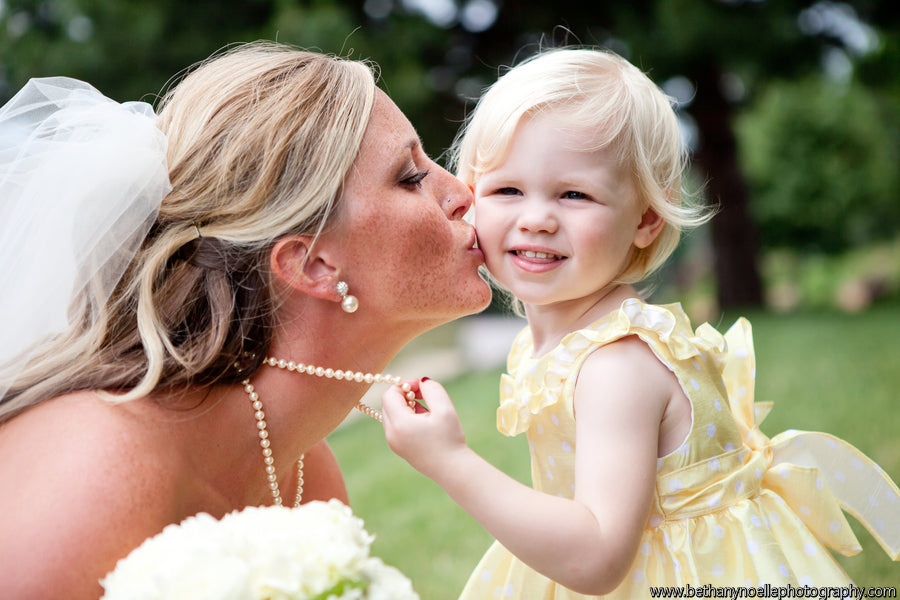 wedding party roles for children
