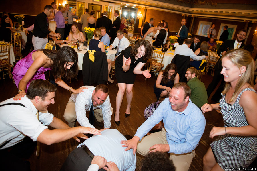 Selecting Your Wedding Reception Music