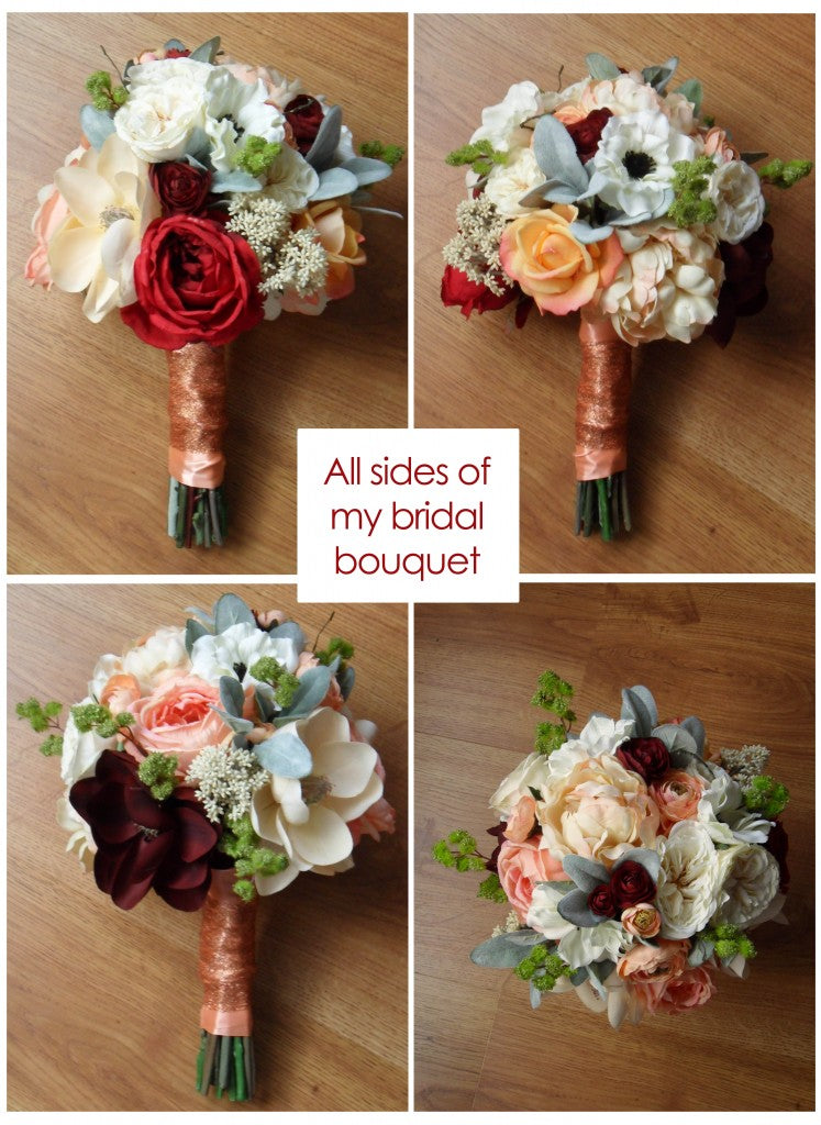 How To Make Your Own Bouquet For The Big Day Wedding Shoppe