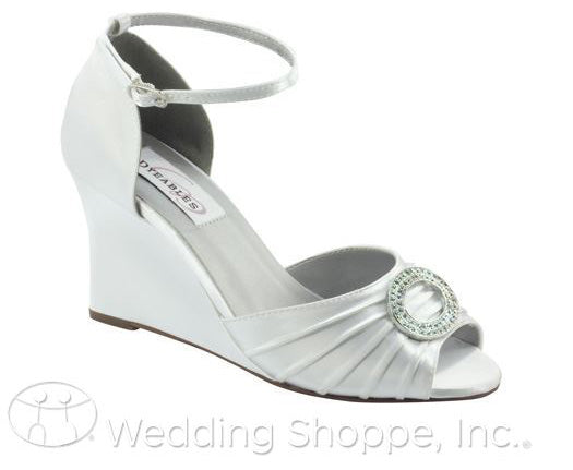 Etta Wedding Wedge