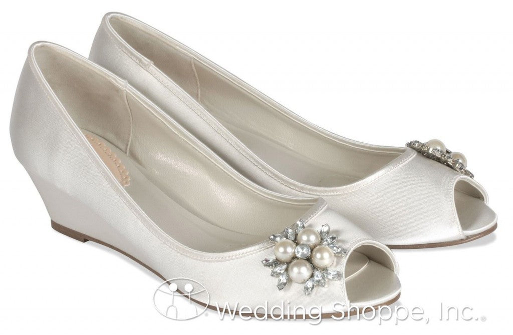 Frosting Wedding Wedge