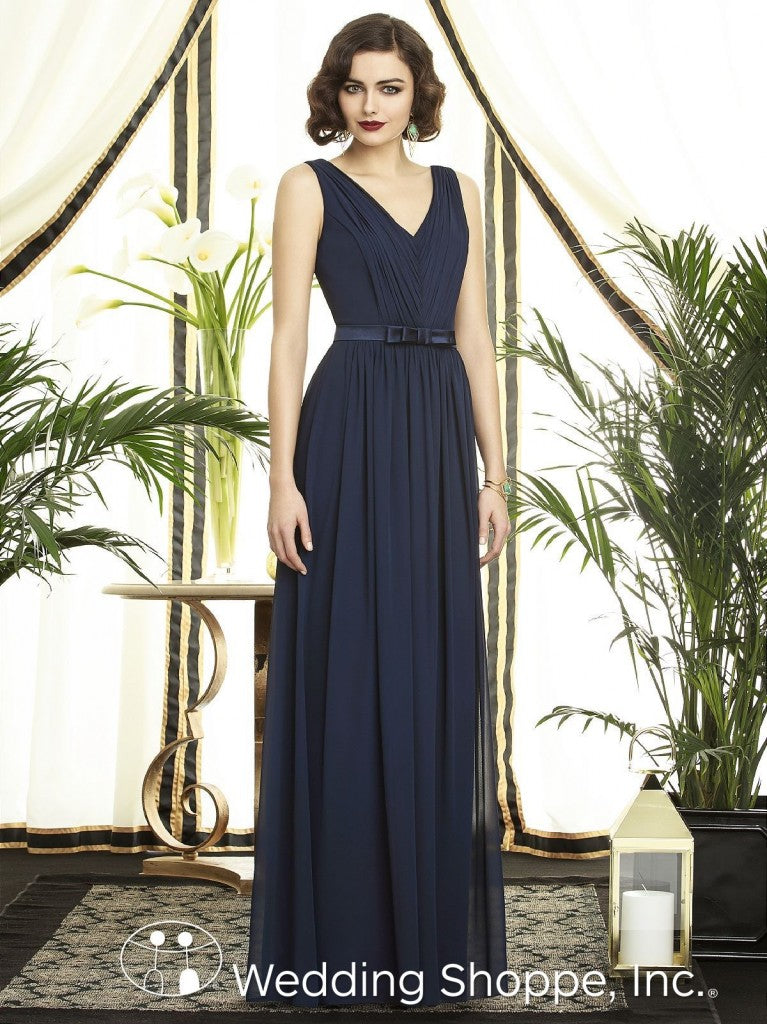 Dessy Bridesmaid Dress 2897