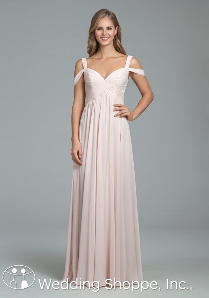 Hayley Paige Bridesmaid Dress