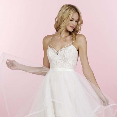 spring 2015 wedding dress trends