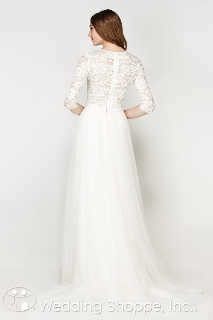 Lace Bridal Gown Willowby By Watters