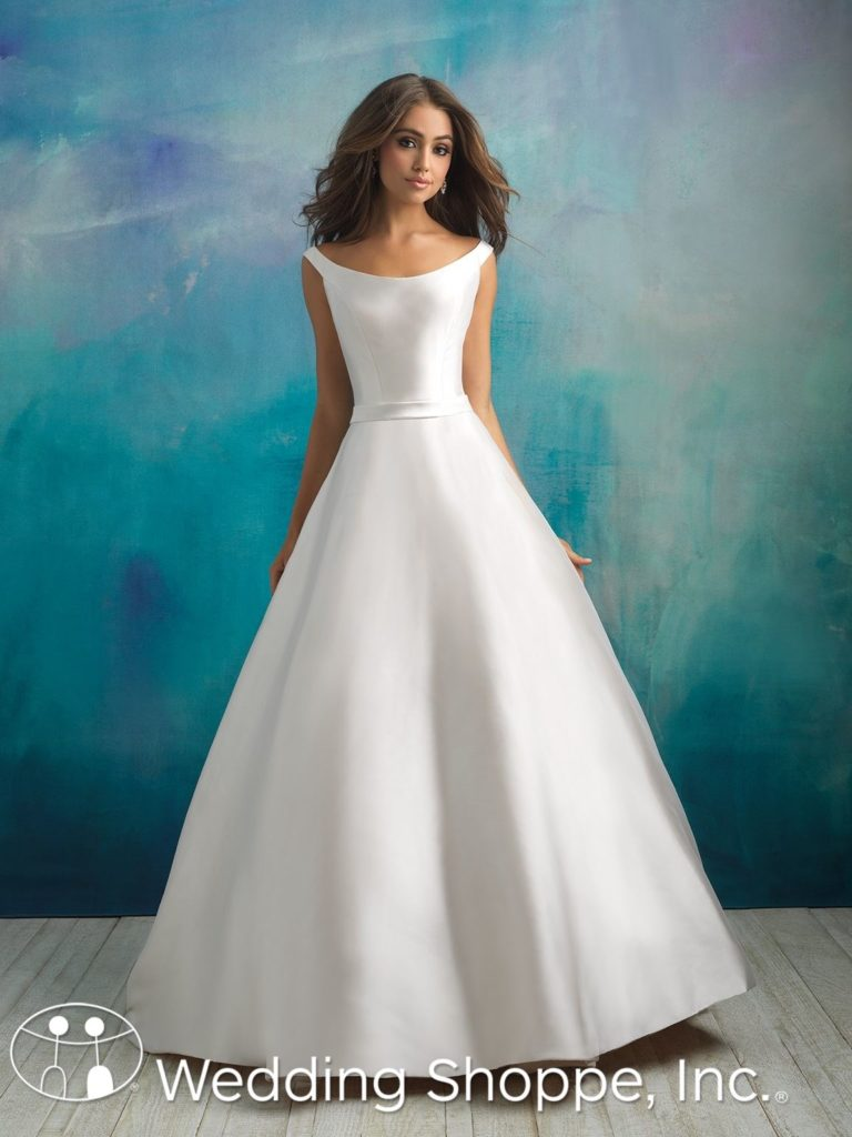 Princess Bridal Gown Allure 9524
