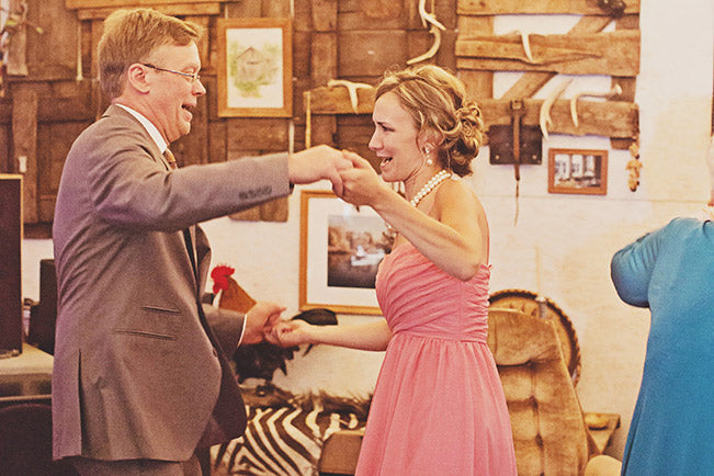 maid-of-honor-and-father-of-bride-dancing