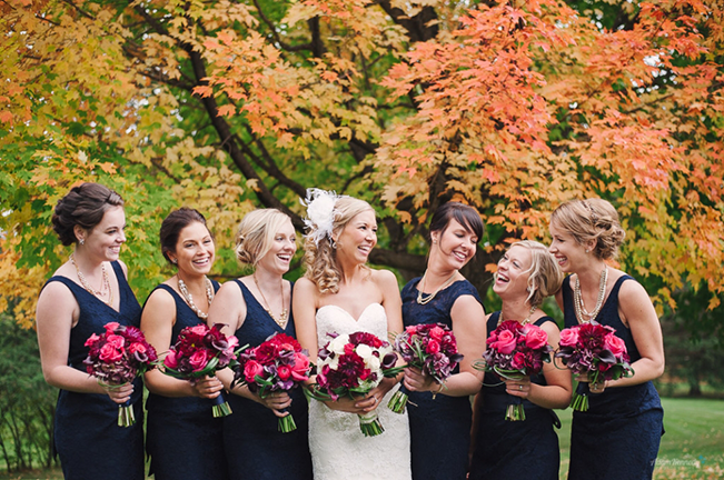 bride-and-bridesmaids-autumn