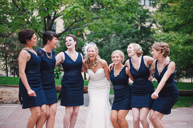 bridesmaids-in-lace-navy-kennedy-blue