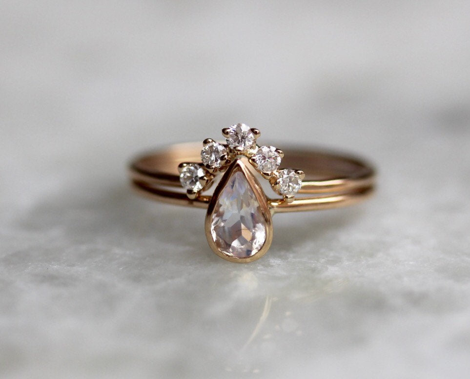 Should You Go Engagement Ring Shopping Together? | The Wedding Shoppe | LiselLove