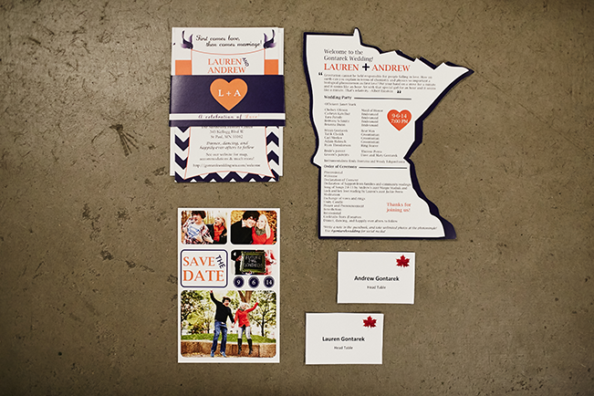 2016 Wedding Trends Invitations