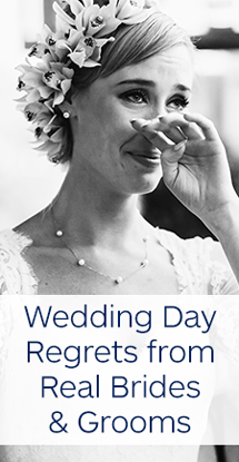 Biggest-Wedding-Day-Regrets