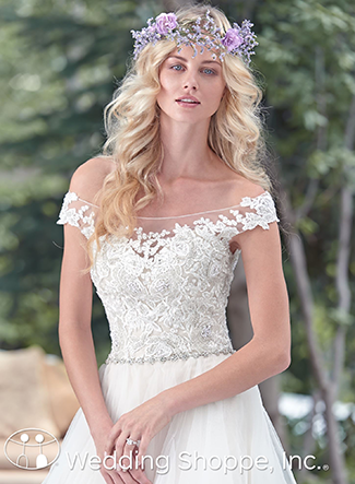 Maggie Sottero Bridal Gown Montgomery 6MC274