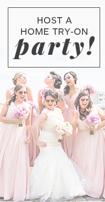 host a home try-on party