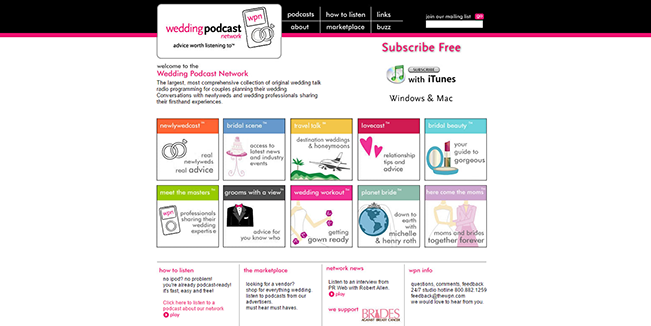 Wedding Podcast Network