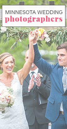 Minnesota Wedding Photographers: 8 Tips for Perfect Photos