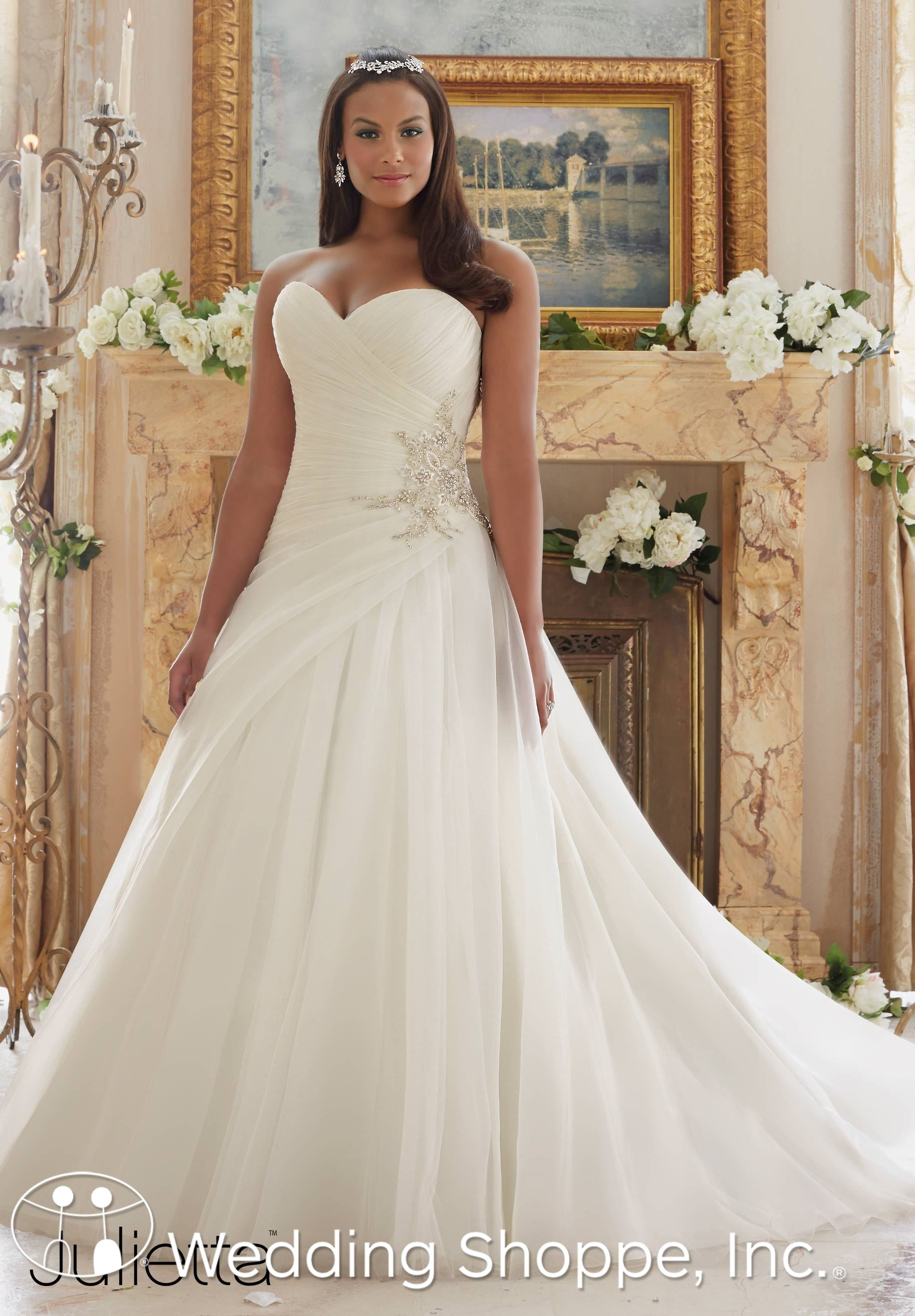 13 Tips for Shopping for Plus Size Wedding Dresses – Wedding ...