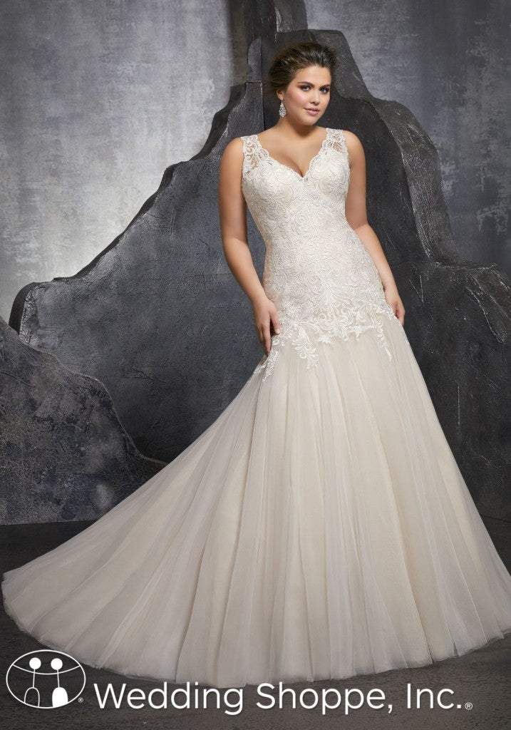 Bridal Styles All Curvy Girls Will Love Wedding Shoppe Inc