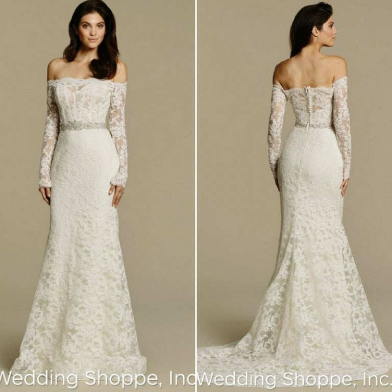 Wedding Dresses With Sleeves For 2018 Wedding Shoppe