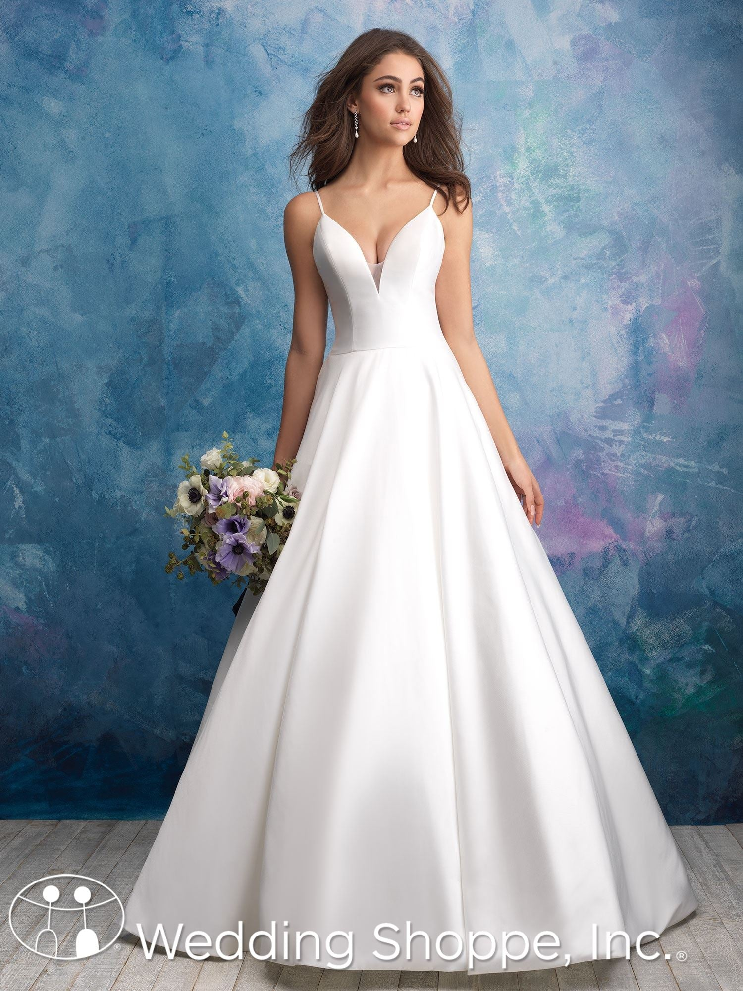 Allure Ball Gown