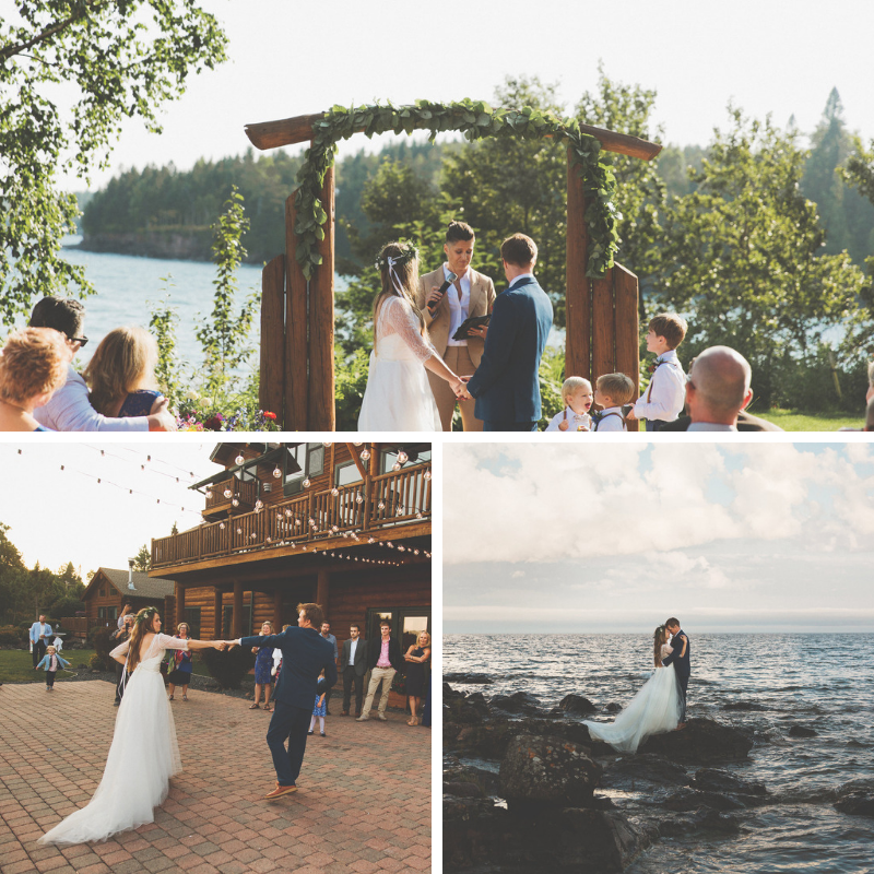 Grand Superior Lodge | The Best Minnesota Wedding Venues
