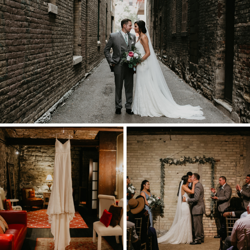 Lowertown Event Center | The Best Minnesota Wedding Venues