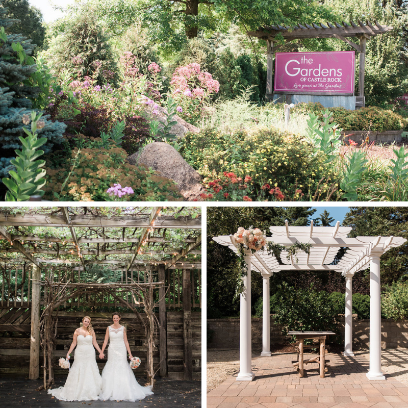Gardens of Castle Rock | The Best Minnesota Wedding Venues