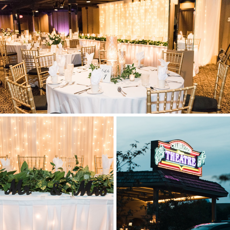 Chanhassen Dinner Theater | The Best Minnesota Wedding Venues