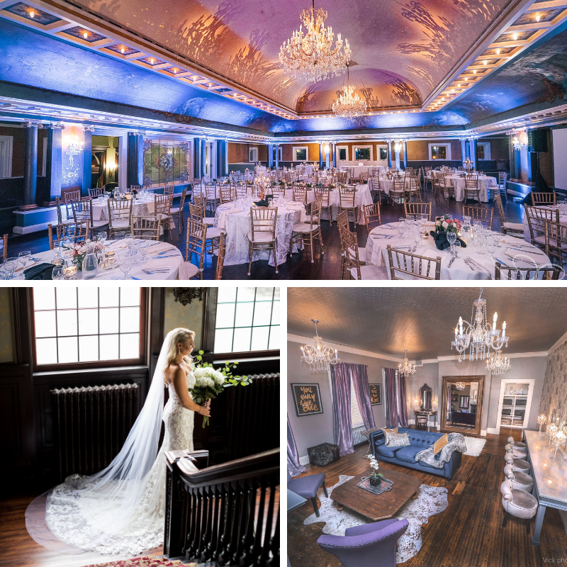 Semple Mansion | The Best Minnesota Wedding Venues