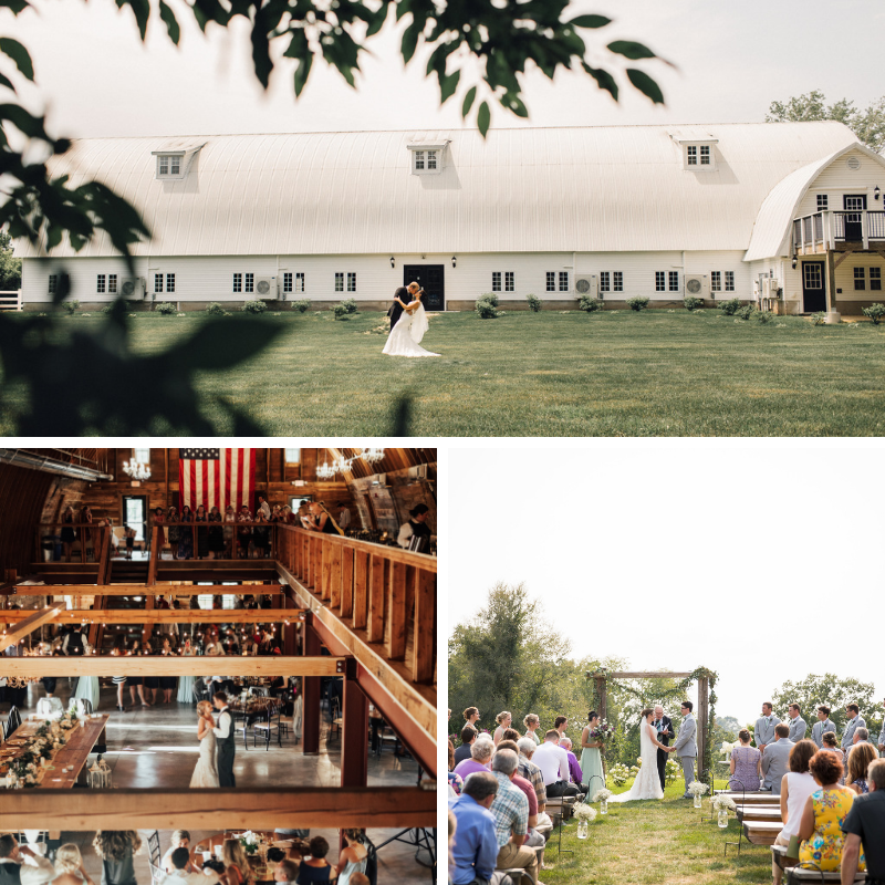 Historic John P. Furber Farm | The Best Minnesota Wedding Venues