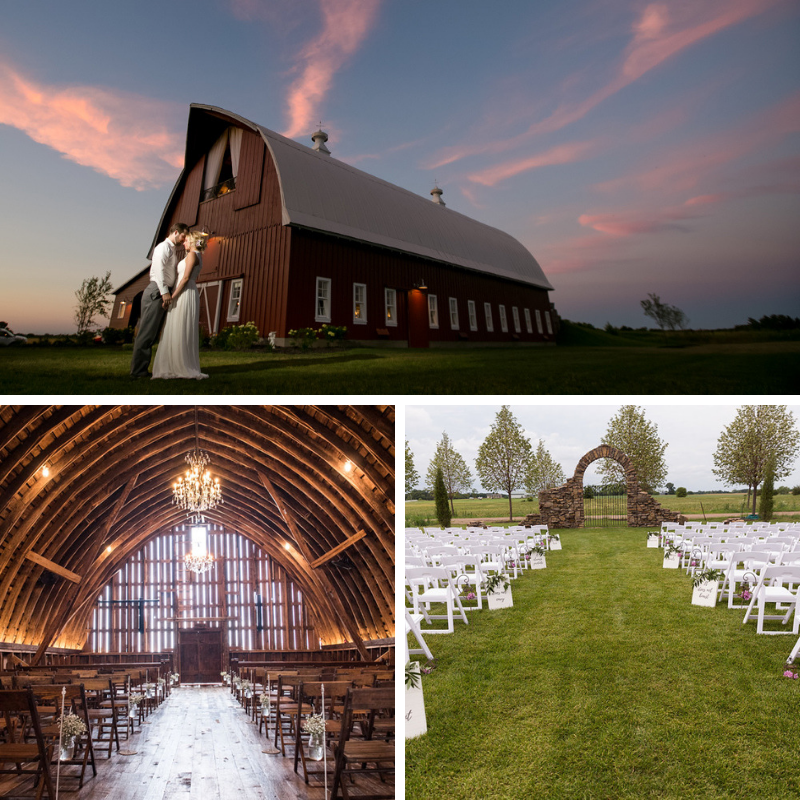 Redeemed Farm | The Best Minnesota Wedding Venues