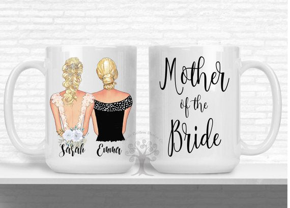 mother of the bride cup | the search for mother of the bride gifts made easy