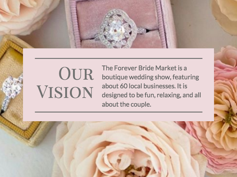 The Forever Bride Market