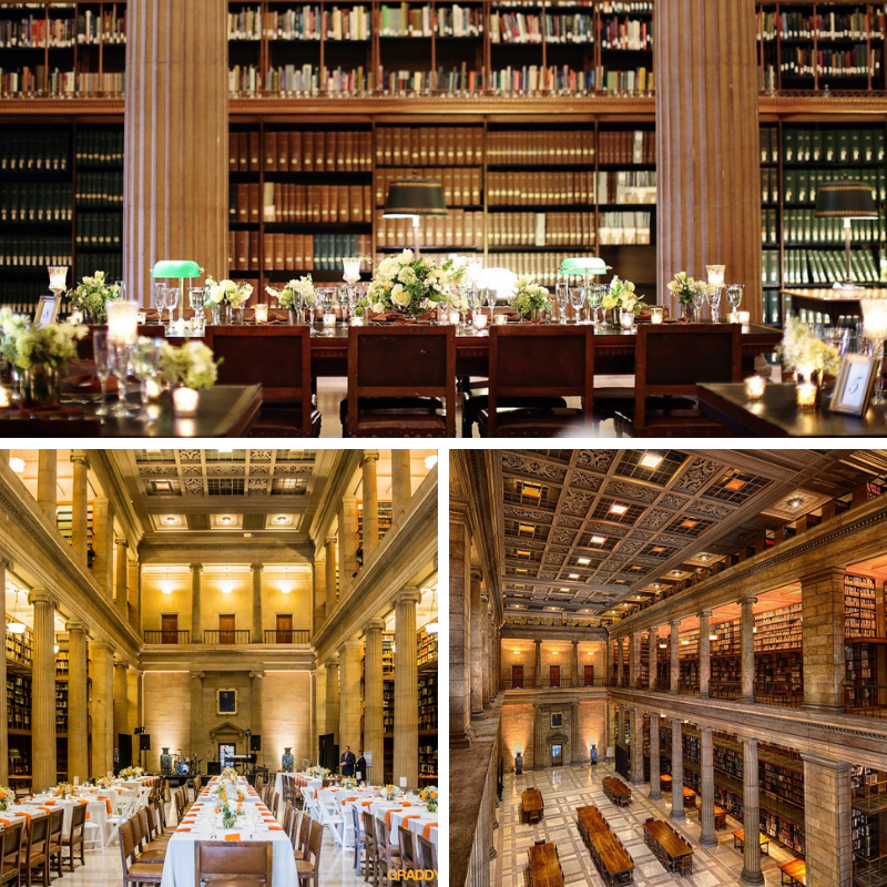 James J. Hill Center | The Best Minnesota Wedding Venues