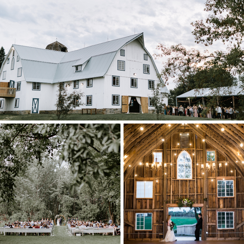 Bloom Lake Barn | The Best Minnesota Wedding Venues