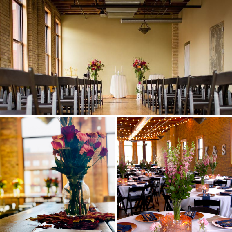Day Block Event Center | The Best Minnesota Wedding Venues