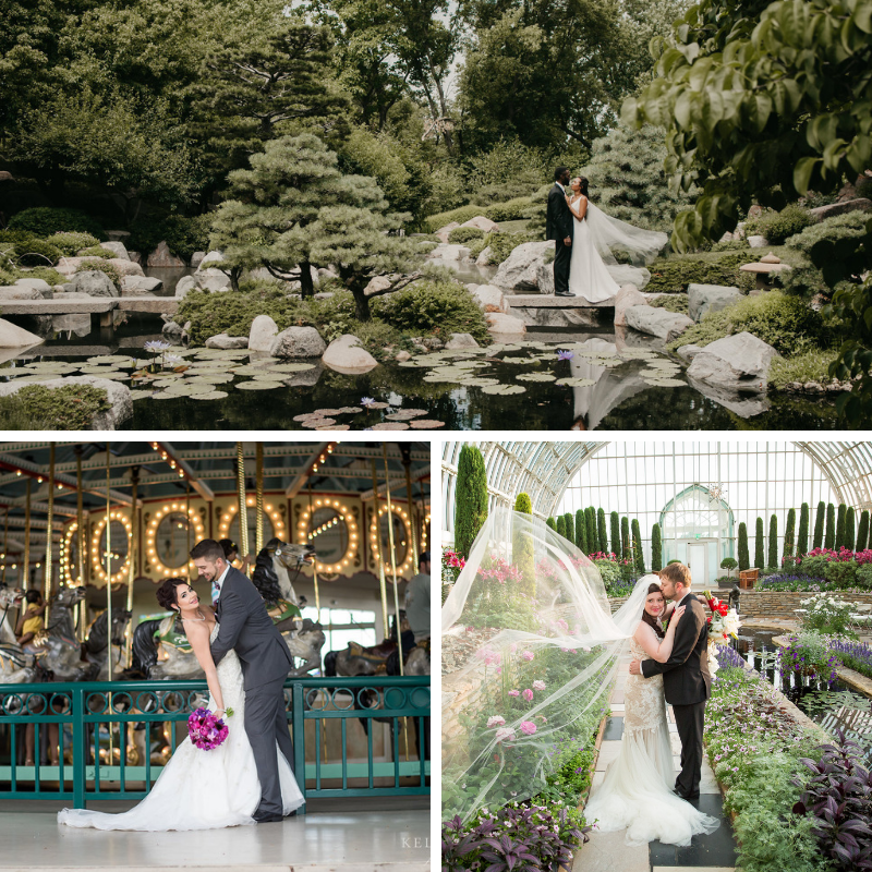 Como Zoo | The Best Minnesota Wedding Venues