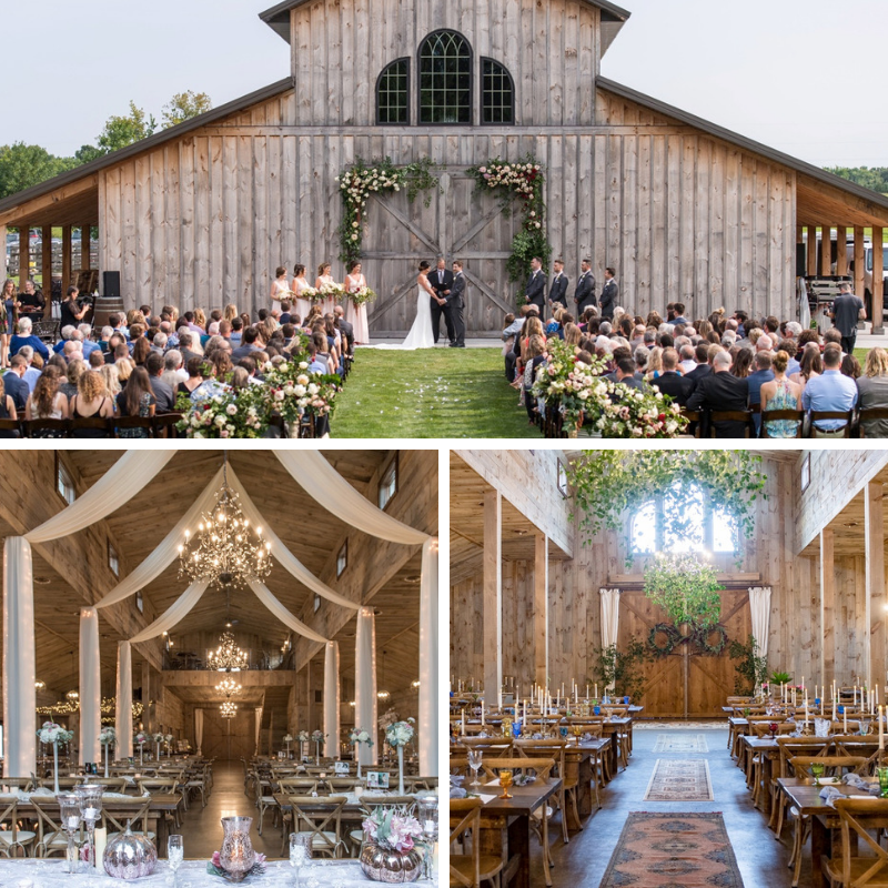 Creekside Farms | The Best Minnesota Wedding Venues