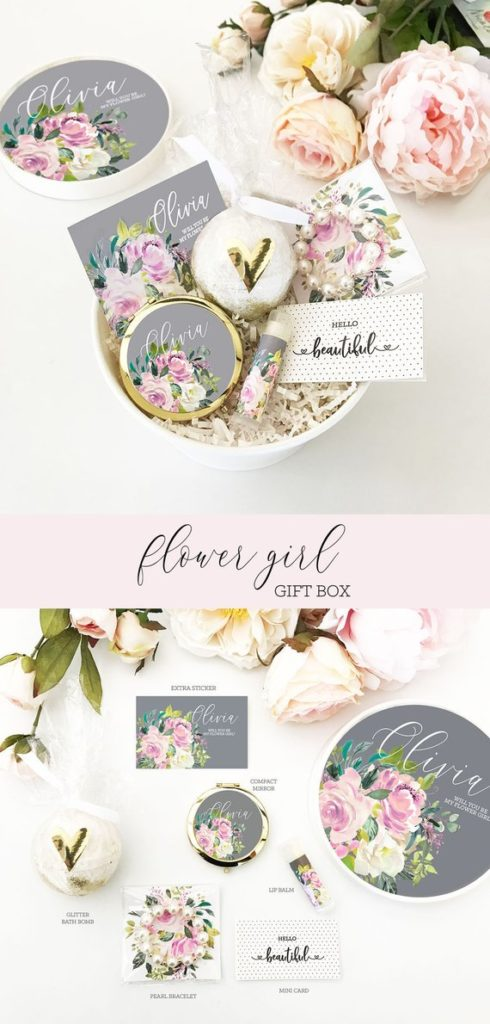 flower girl proposal box | How to nail the perfect flower girl proposal