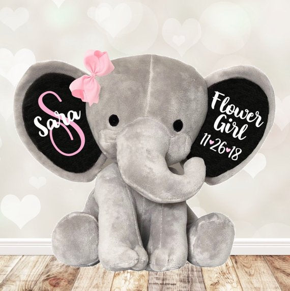flower girl proposal elephant | How to Nail the Perfect Flower Girl Proposal