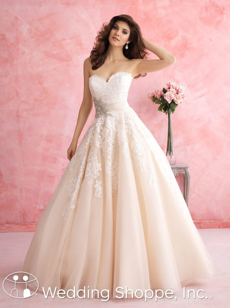 gold wedding gowns allure romance