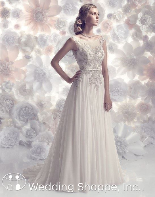 gold wedding gowns Casablanca couture