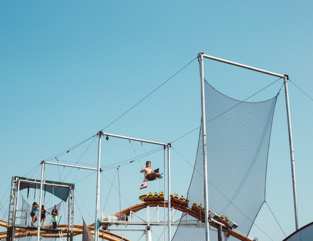 trapeze | The Best Bachelorette Party Ideas in Minnesota