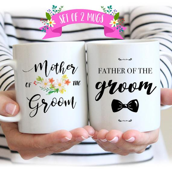 parents of the groom mugs | Parents of the Groom Gifts That They'll Love