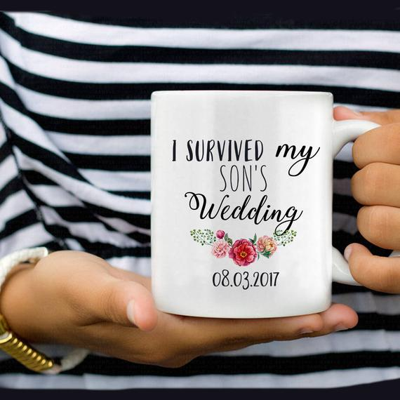 parents of the groom mug  | Parents of the Groom Gifts That They'll Love