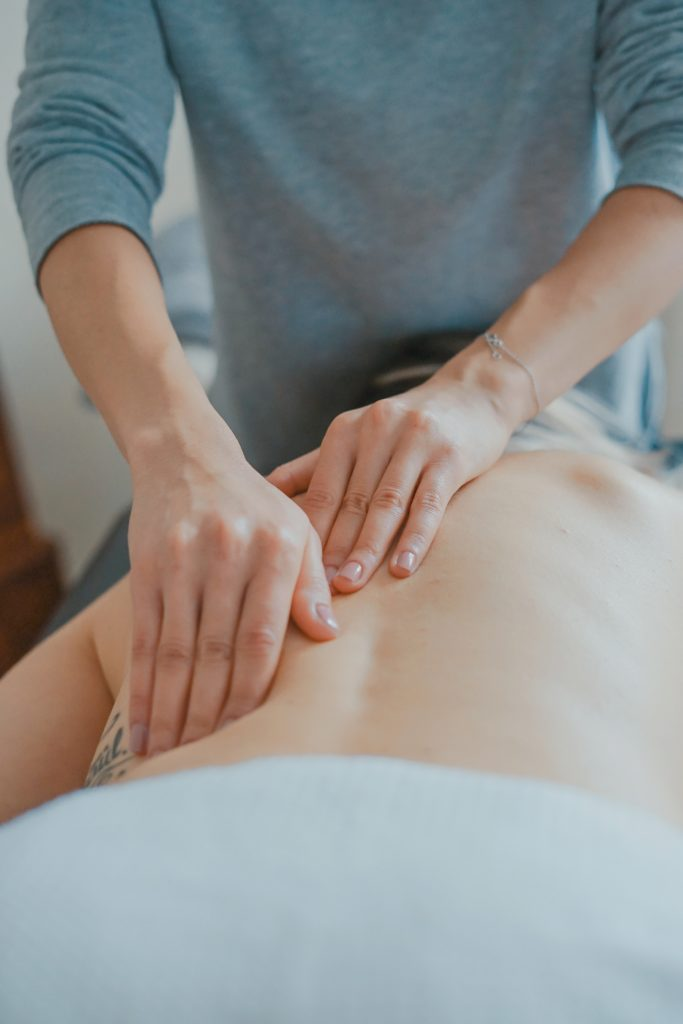 getting a massage | The Best Minnesota Bachelorette Party Ideas